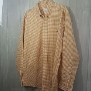 Brooks Brothers Long Sleeve Button Front shirt L